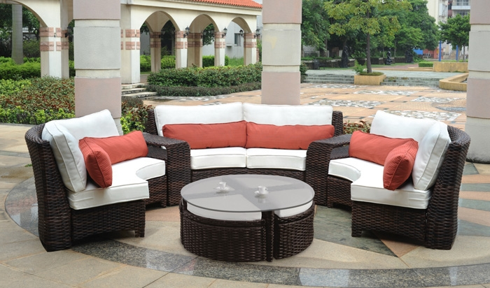 The Saint Tropez Collection - South Sea Outdoor LivingCasual Outdoor And Indoor Woven Furniture