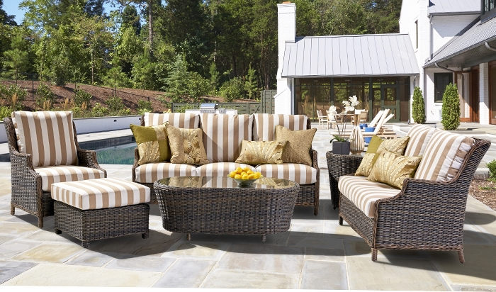 South Sea Outdoor Living| Casual Outdoor and Indoor Woven Furniture ...